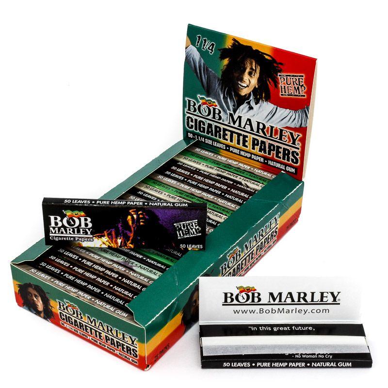 bob marley 1 1 4 cigarette rolling paper smoker s outlet online