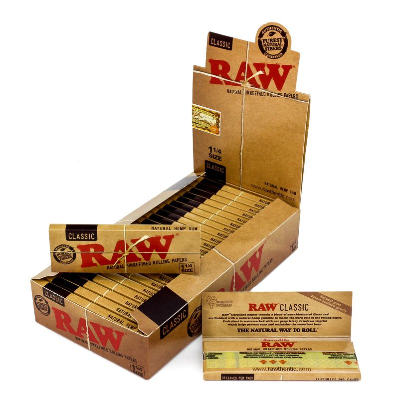 Raw papers online shop