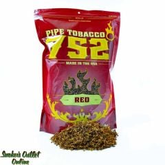 752 Pipe Tobacco 1 lb - Red