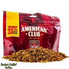 American Club Expanded Pipe Tobacco 1.5oz - Cherry