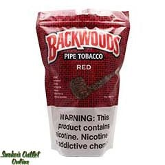 Backwoods Pipe Tobacco 1 lb (16oz) - Red
