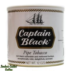 Captain Black - White