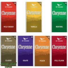 Cheyenne Heavy Weight Filtered Cigars