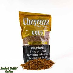 Cheyenne Pipe Tobacco 1 lb (16oz) - Gold