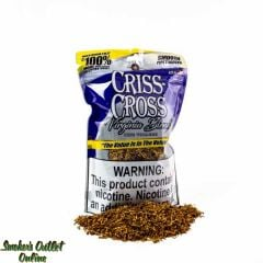 Criss Cross Virginia Blend Pipe Tobacco 3 oz - Smooth