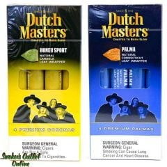 Dutch Masters CIgars 4 pack