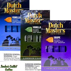 Dutch Masters Cigarillos 5 pack