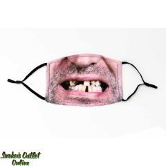 Face Mask - Gnarly Mouth