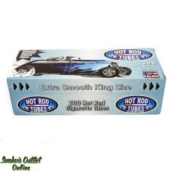 Hot Rod tubes 200 ct. EXTRA Smooth King Cigarette Tubes