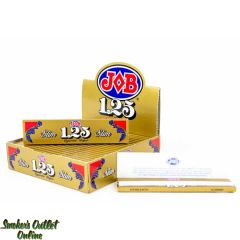 JOB Rolling Papers - 1.25 Slim Gold