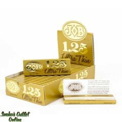 JOB Rolling Papers Gold - 1.25 Ultra Thin