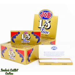 JOB Rolling Papers Gold - 1.5 Slim