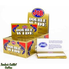 JOB Rolling Papers Gold - Double Wide
