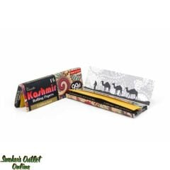 Kashmir Unbleached 1 1/4 Rolling Papers