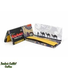 Kashmir Unbleached 1 1/2 Rolling Papers