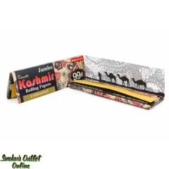 Kashmir Rolling Papers - Unbleached Jumbo
