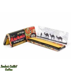 Kashmir Unbleached Single Wide Rolling Papers