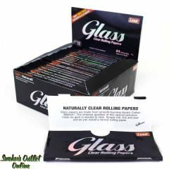 Luxe Glass Rolling Paper - King Size