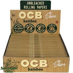 OCB Rolling Paper - Bamboo King Size Slim