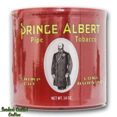 Prince Albert Pipe Can