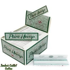 Pure Hemp rolling paper-King Size
