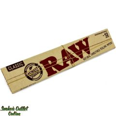 Raw Supernatural 12 inch Rolling Paper