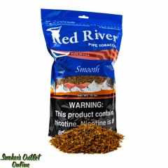 Red River Pipe Tobacco 1lb - Smooth