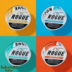 Rogue Nicotine Pouches -  3mg