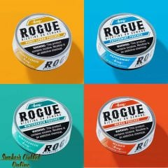 Rogue Nicotine Pouches -  6mg