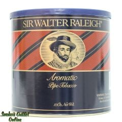 Sir Walter Raleigh AROMATIC Black/Red Can