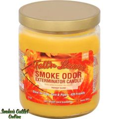 Smoke Odor Exterminator Candles - Fall and Leaves