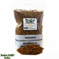 Smoker's Outlet Pipe Tobacco 1 lb - Yellow