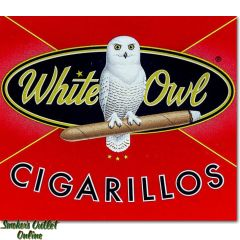 White Owl Foil Pouch Cigarillos