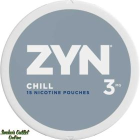 ZYN Nicotine Pouches - 3MG - Chill